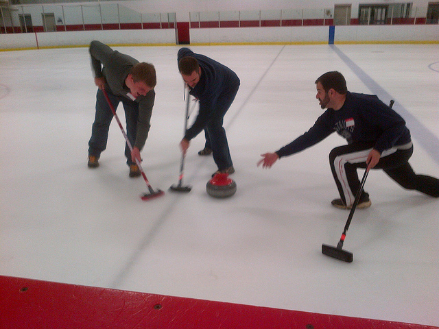 """We Love Beantown"" Loves Curling"