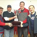 2013 Broom & Button Cup winners