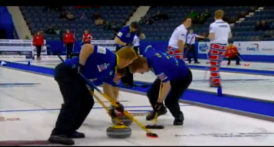 Curling Team Positions