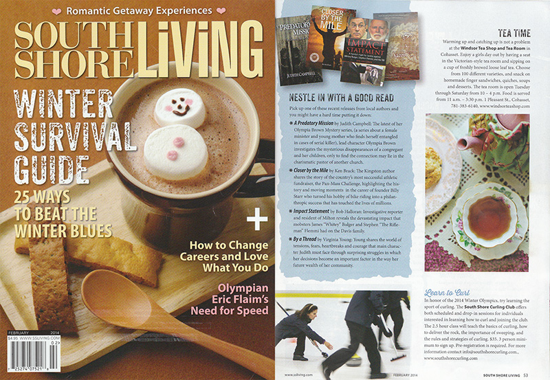 SSCC in South Shore Living Magazine