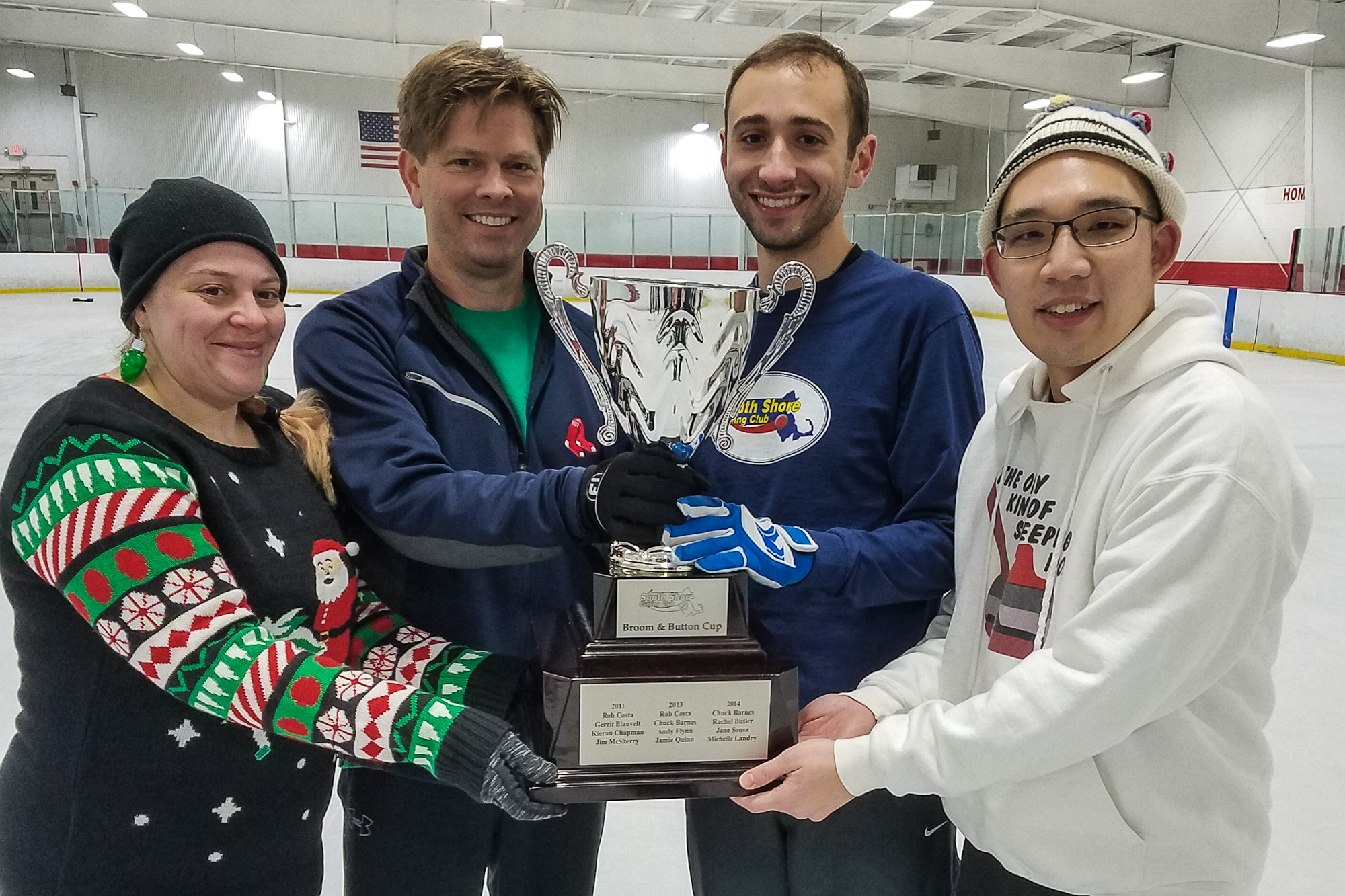2017 Broom & Button Cup Finals